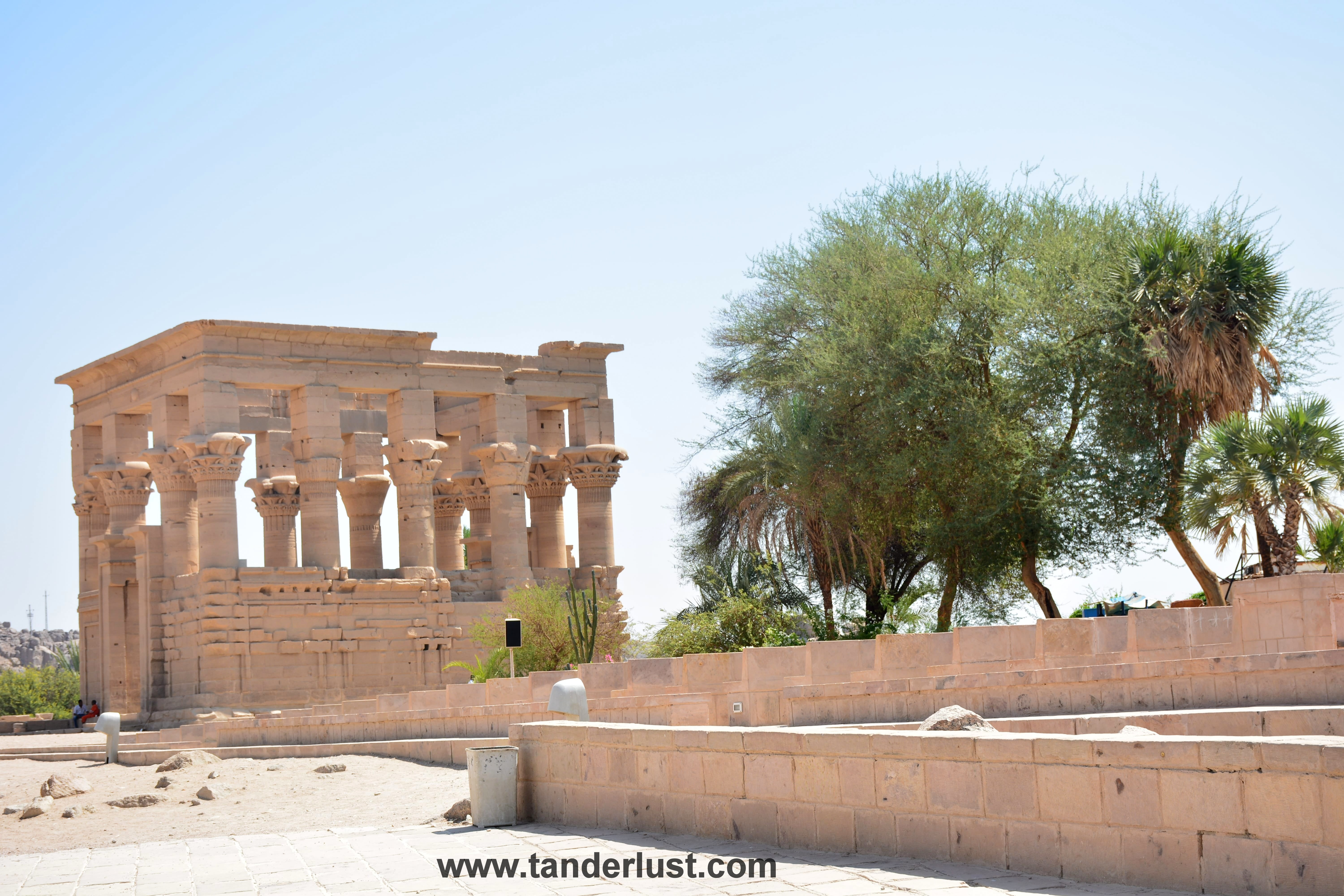 philae temple luxor and aswan