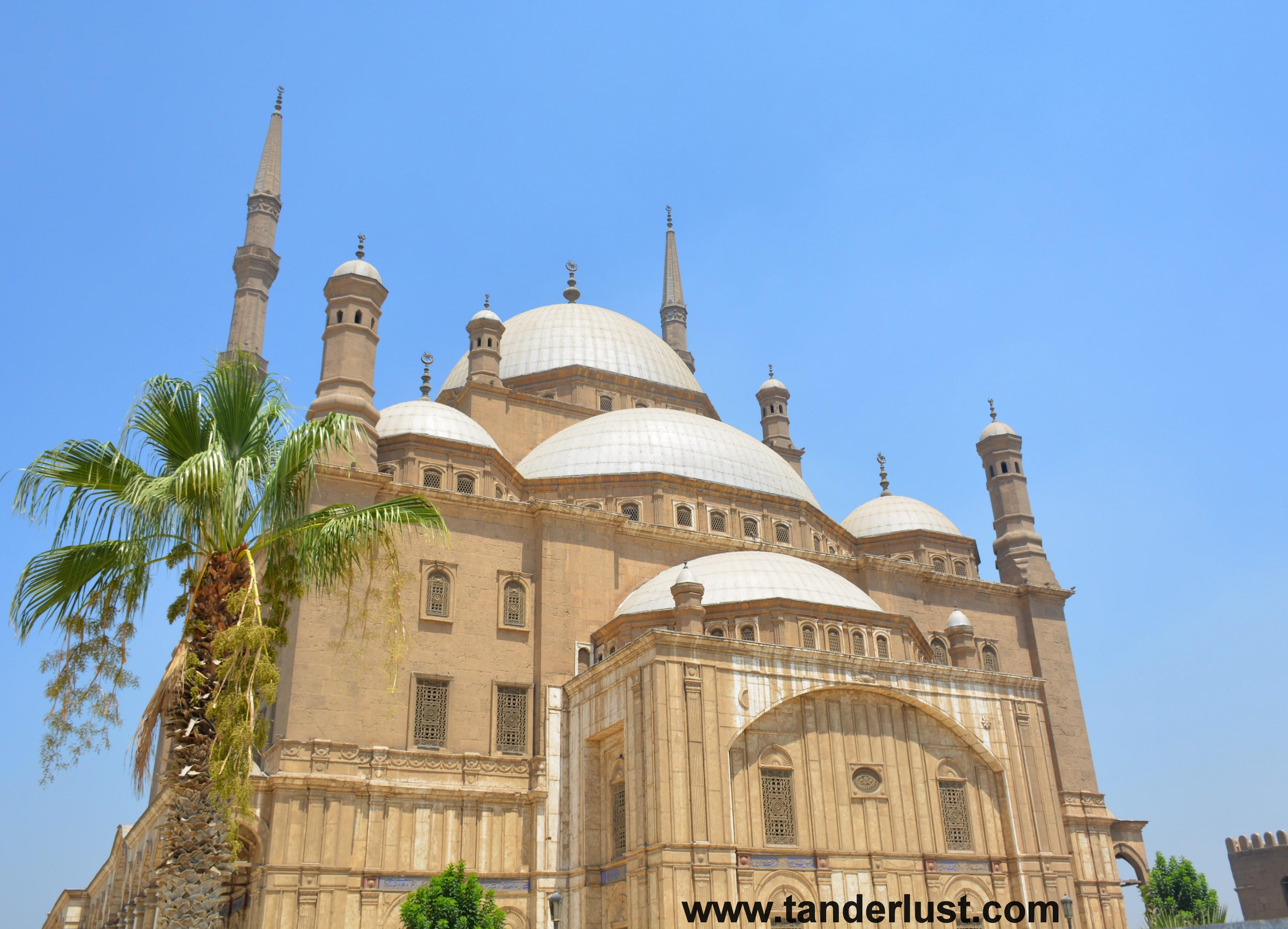 Mohammed Ali Citadel Cairo Egypt