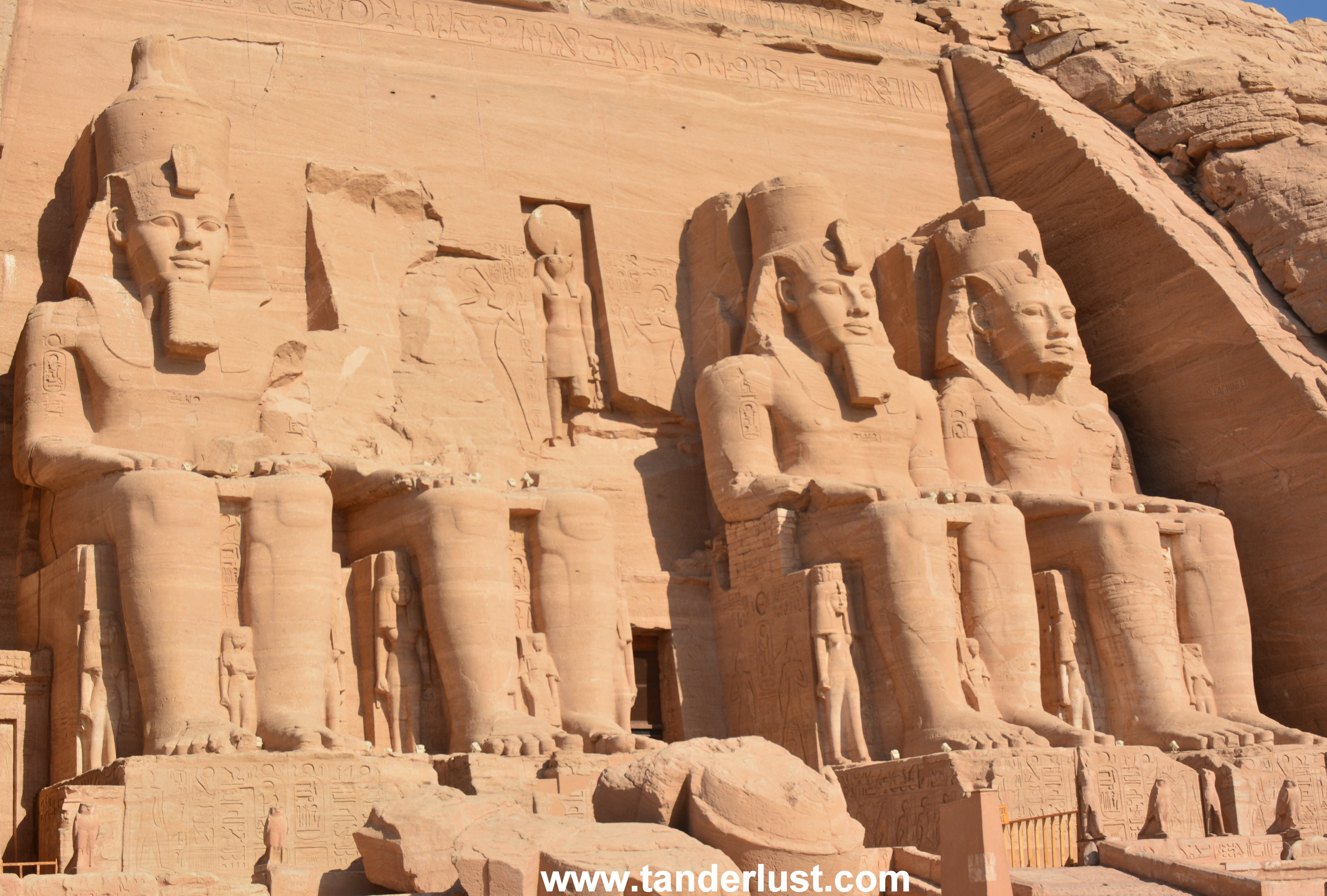 Abu Simbel Aswan egypt