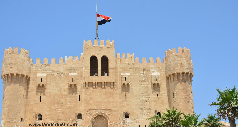 Qaitbay Alexandria Egypt
