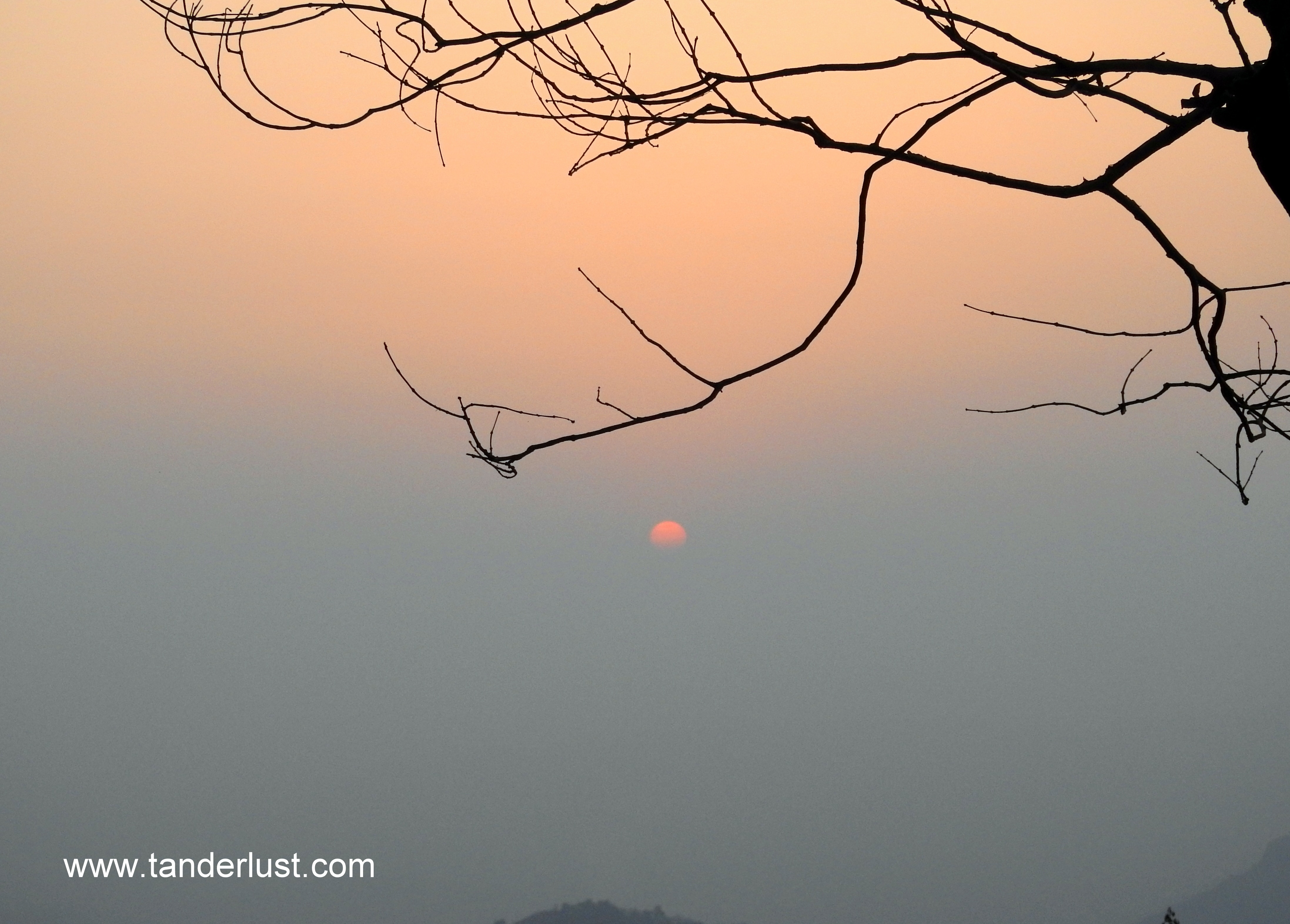 Matheran Sunset point