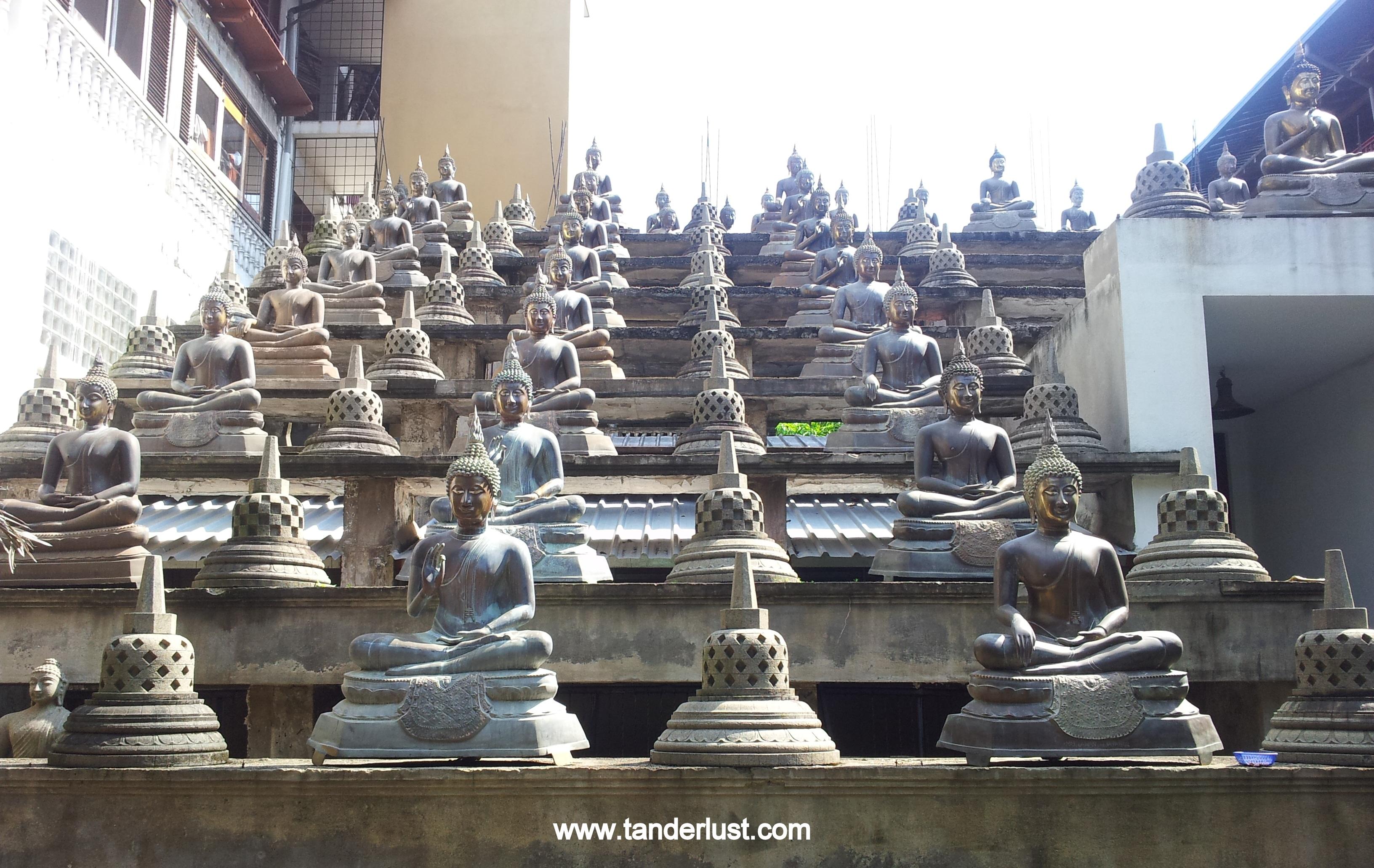 Gangaramaiya temple colombo sri lanka