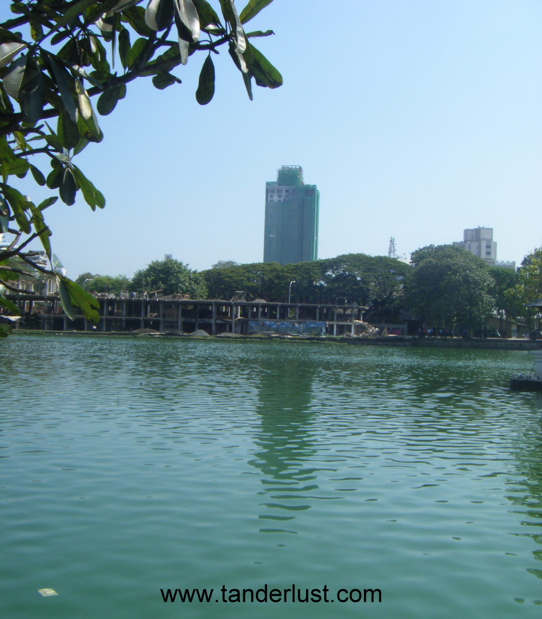 beira lake colombo