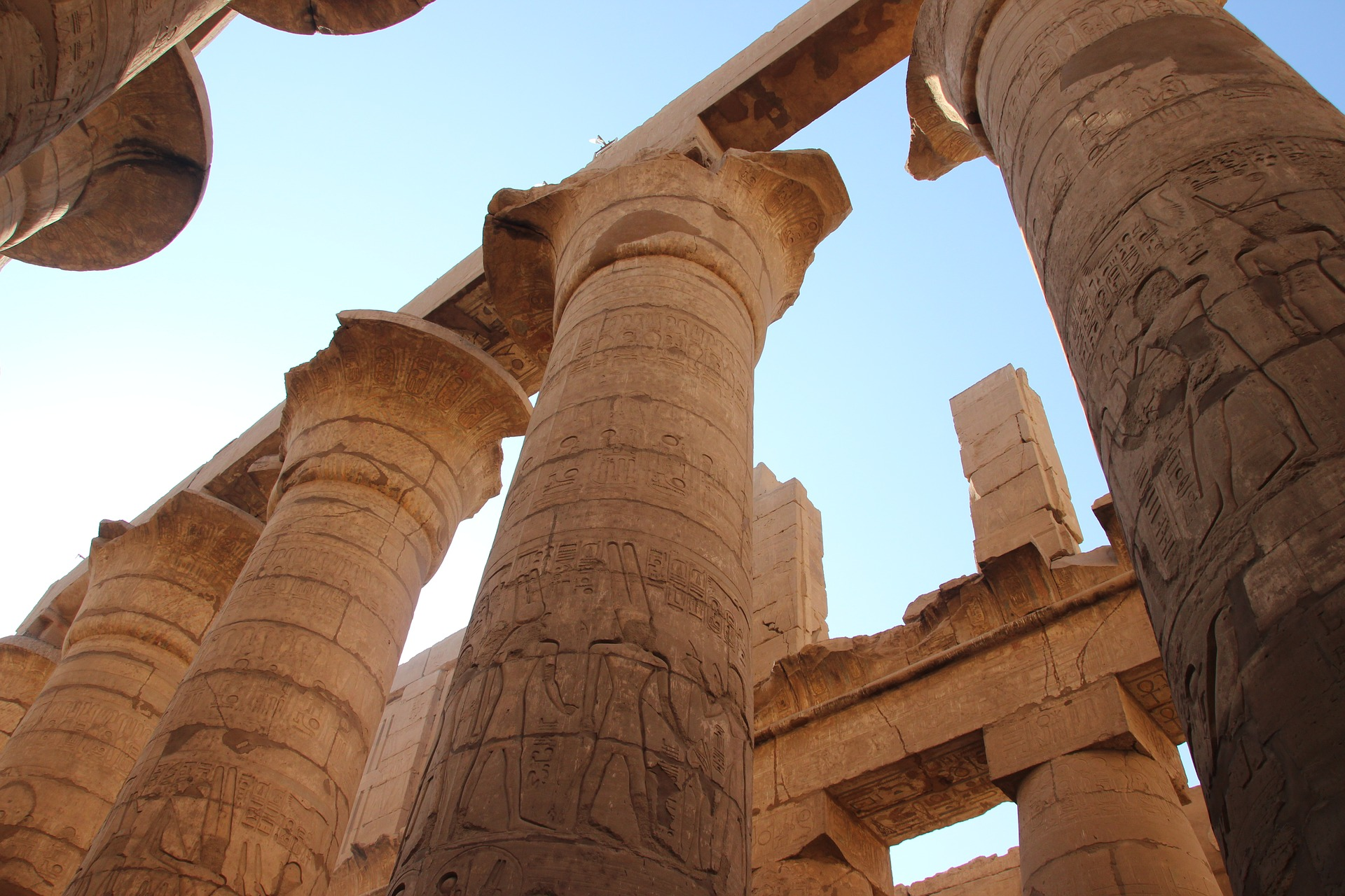Top temples to visit in luxor and aswan