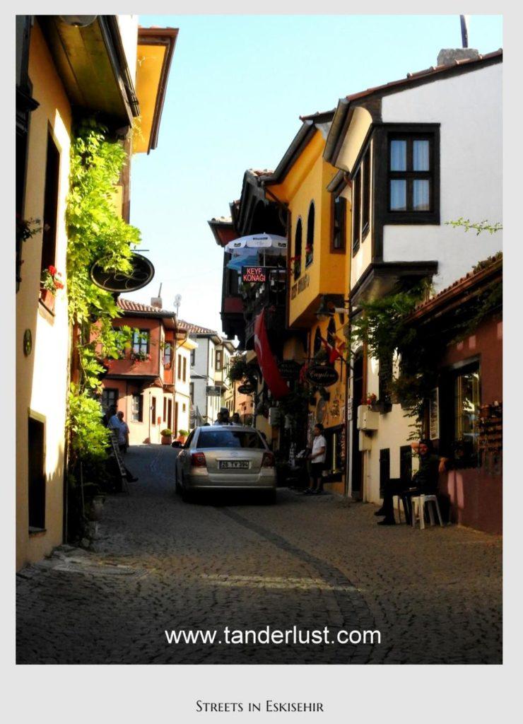Turkey, Tanderlust, Eskisehir