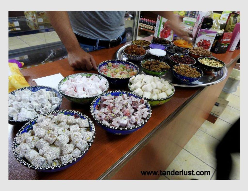 Turkish delight, Turkish food, Turkey
