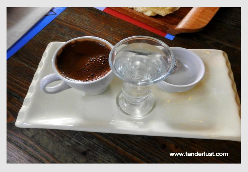 Turkish coffee, Turkish food, Turkey