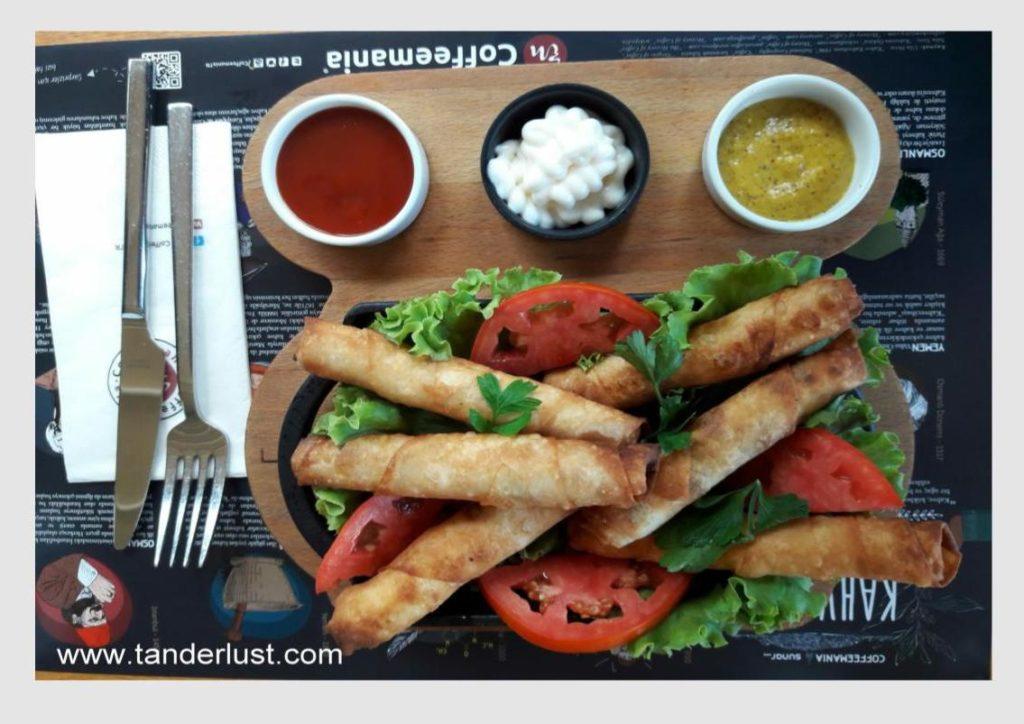 sigara boreki, Turkish food, Turkey