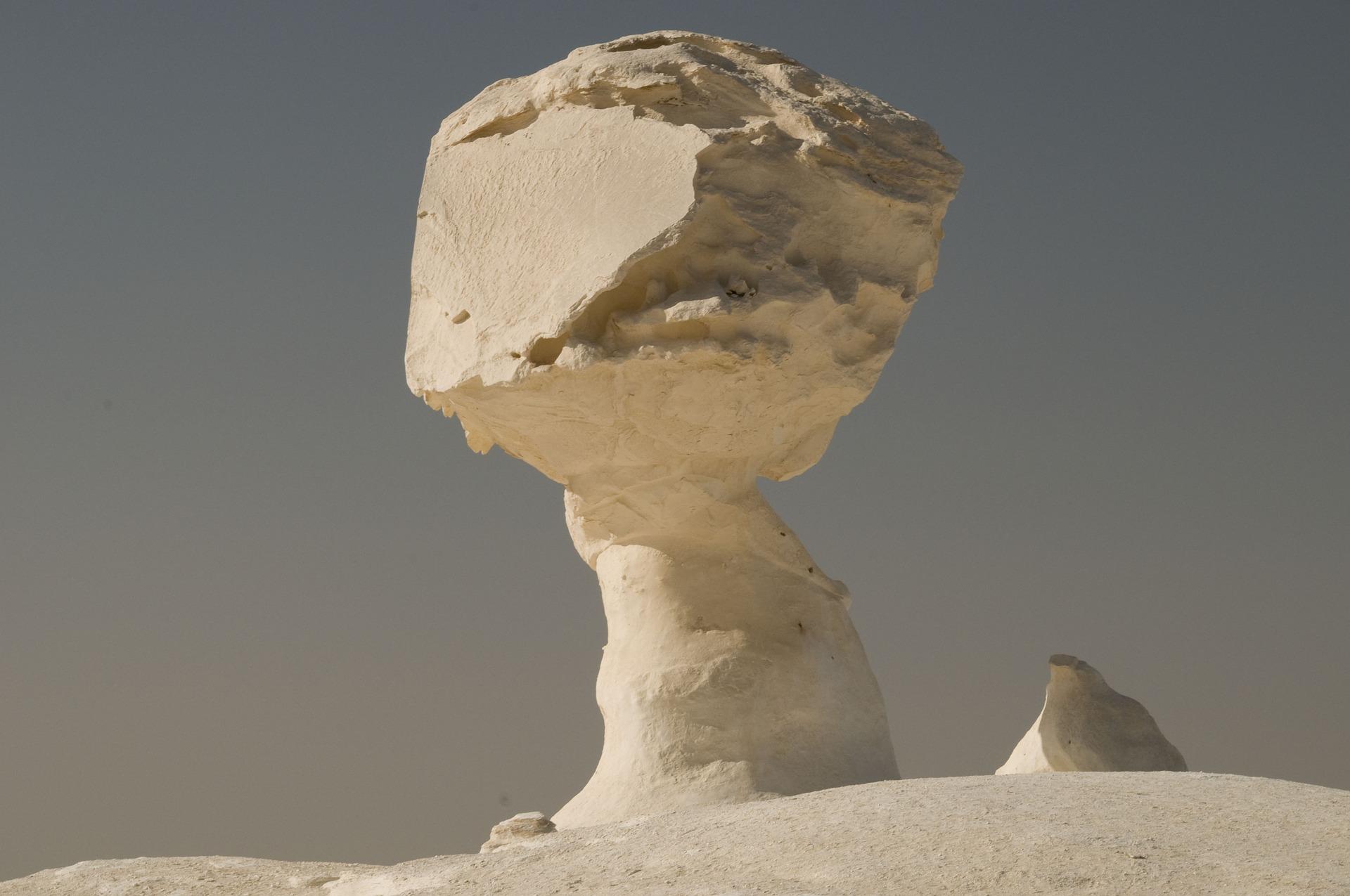 The Beauty of Black & White desert