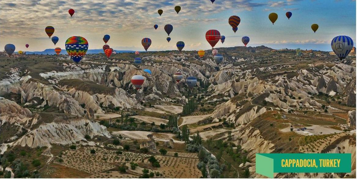 Doing Cappadocia the Right way!
