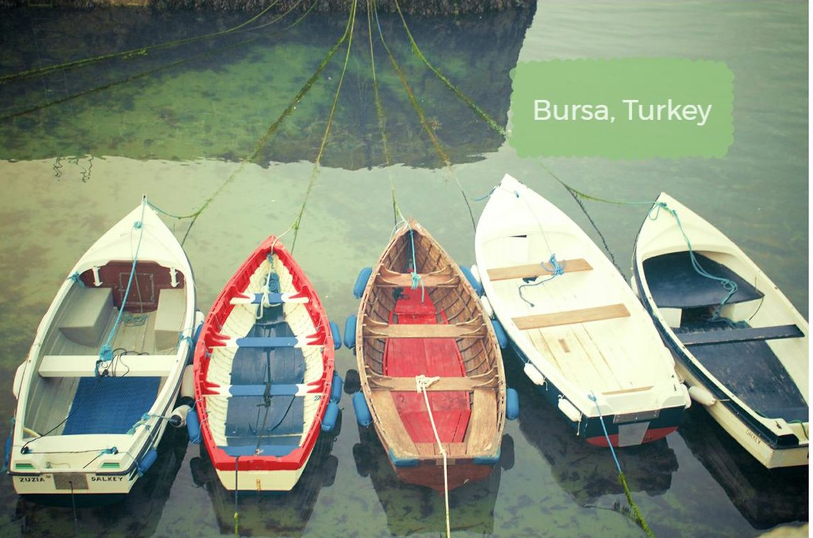 How to explore Bursa in just one day!
