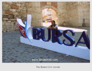 Tanderlust , Bursa city centre, Turkey