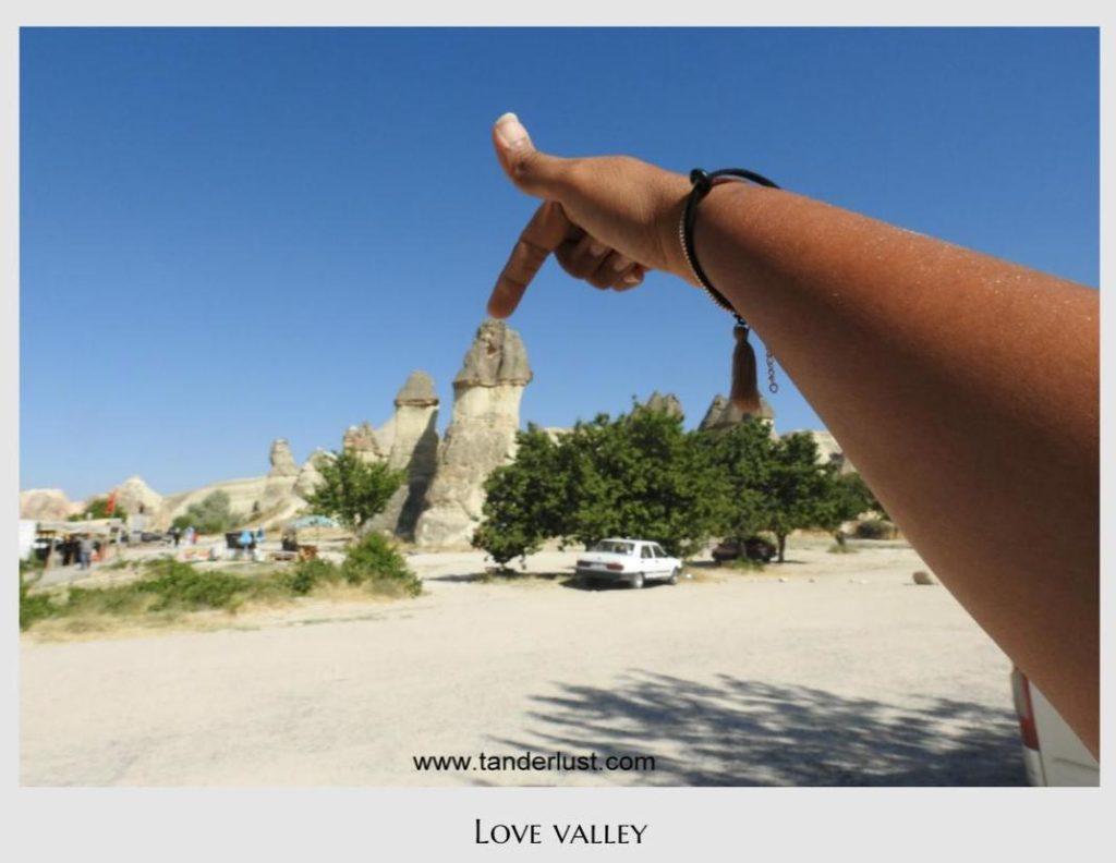 Tanderlust, cappadocia, Turkey