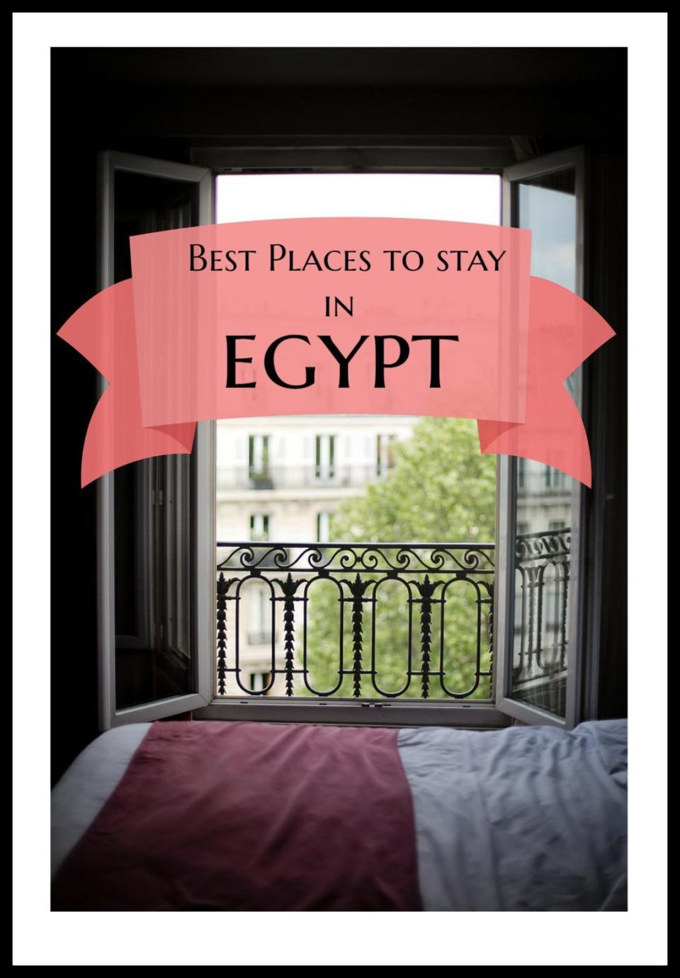 best places to stay in egypt