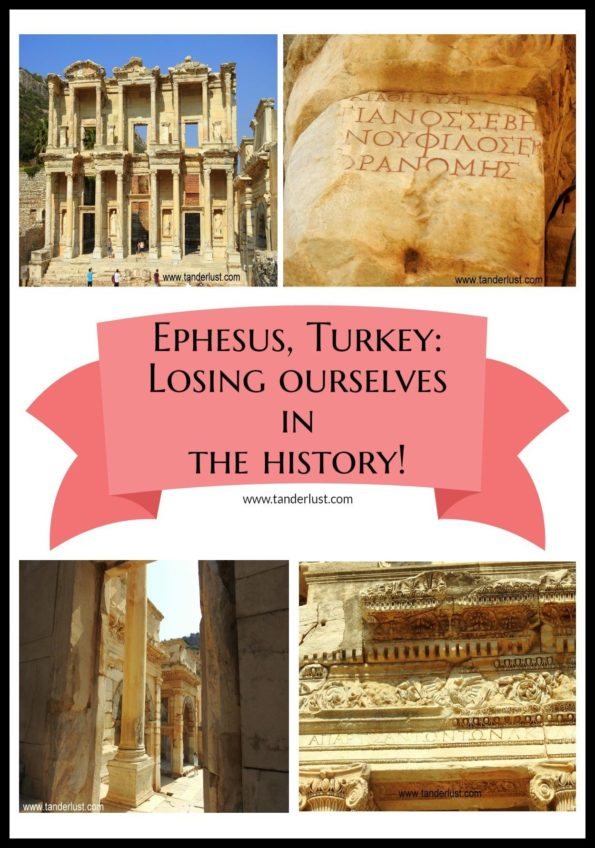 Ephesus, Turkey, Selcuk, Izmir