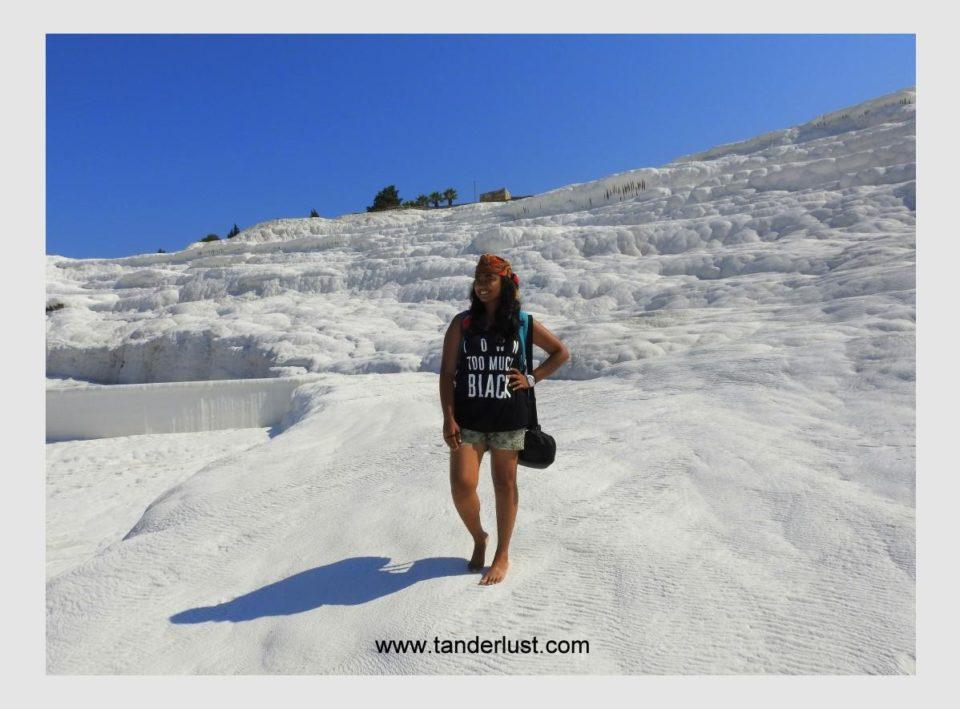 Pamukkale, Turkey, Cotton castle, Tanderlust