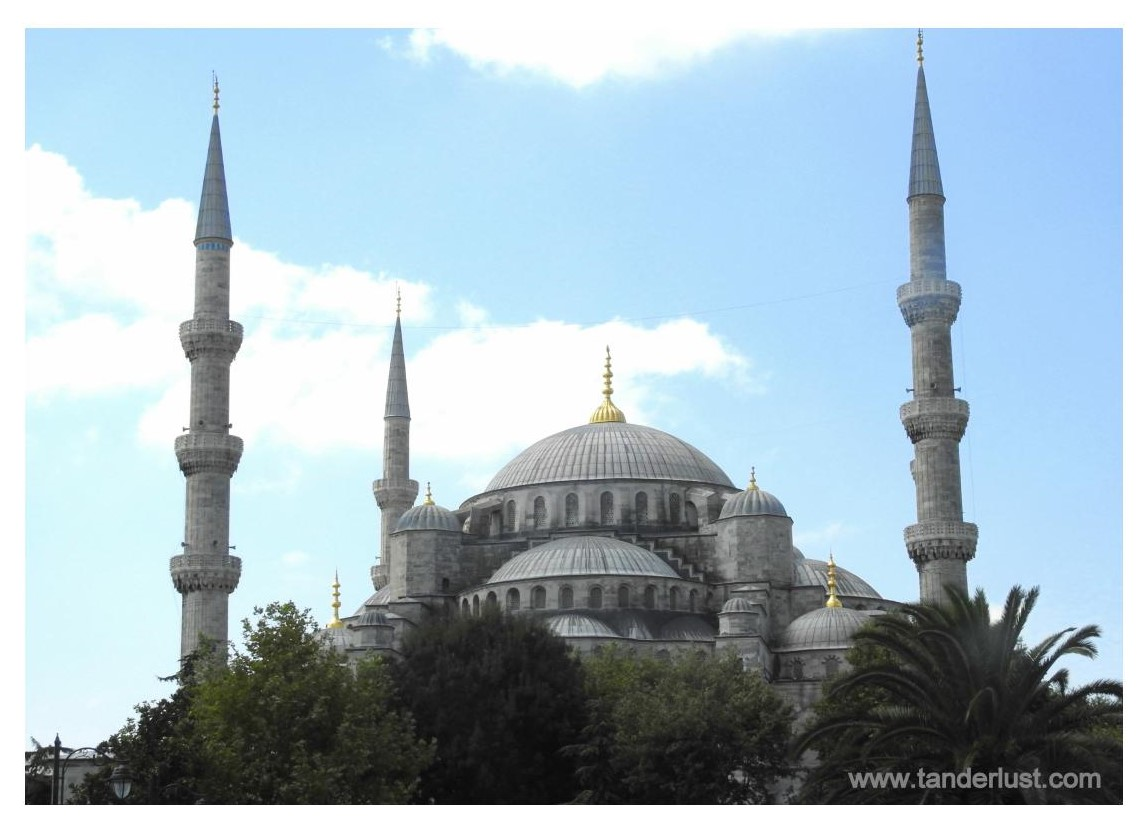 Istanbul doesn't have to be hard! (You can thank me later)