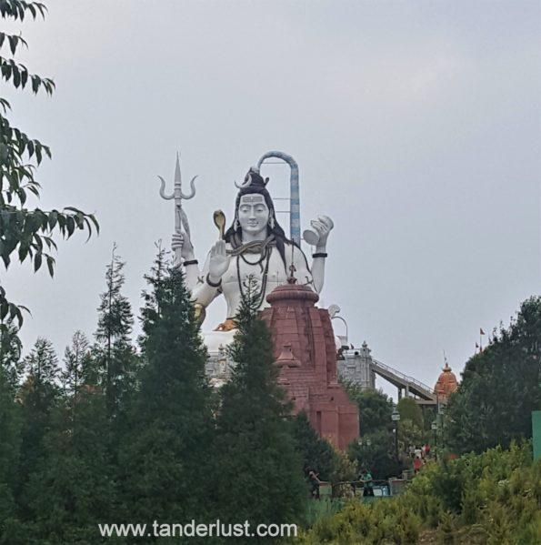 shiv temple namchi sikkim