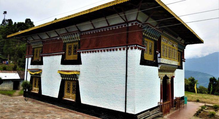 Sanga Choeling Monastery, pelling
