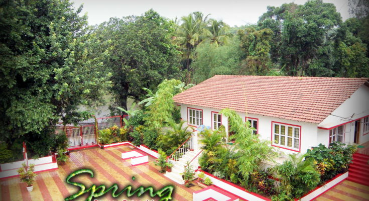 The Spring Homestay, Pawas, Ratnagiri, Maharashtra, India