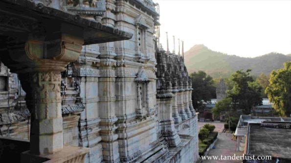 Ranakpur jain temple udaipur