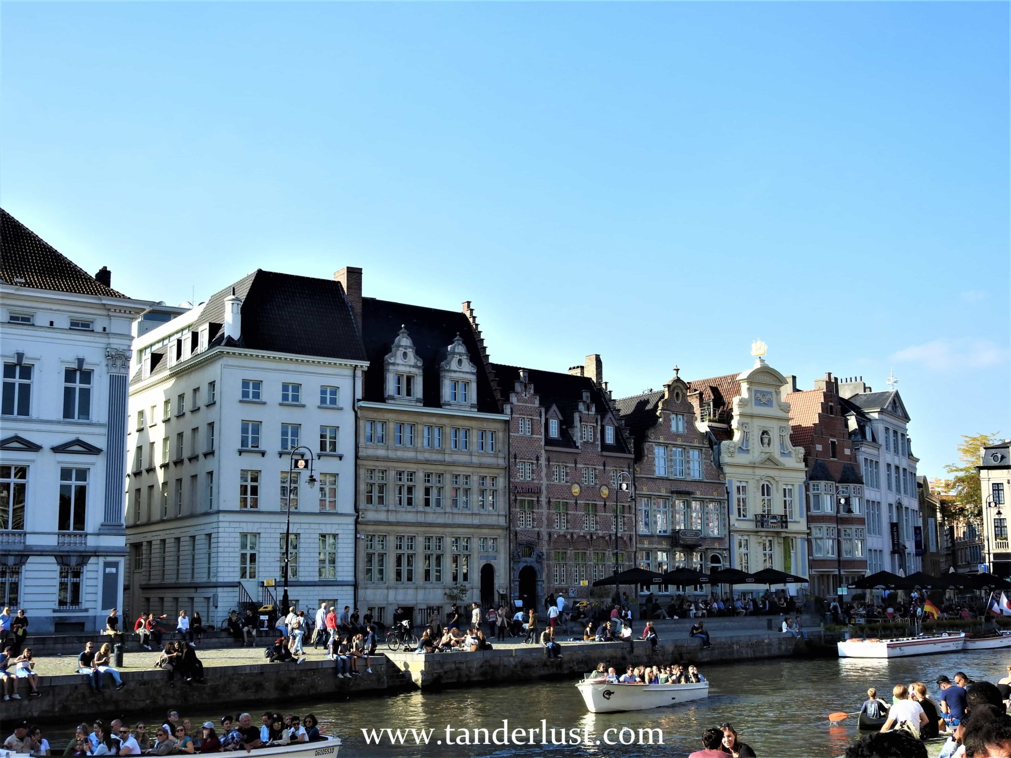 7 things to do in Ghent Belgium!