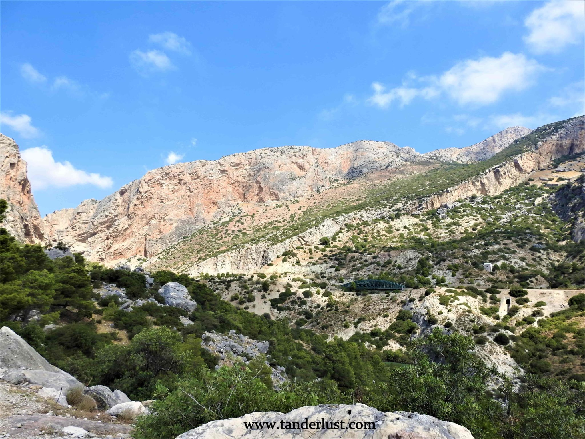 Caminito Del Rey: Hiking through your fears!