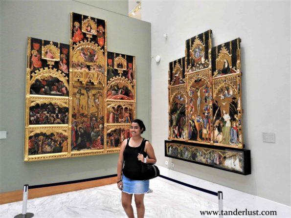 museo de la bellas artes