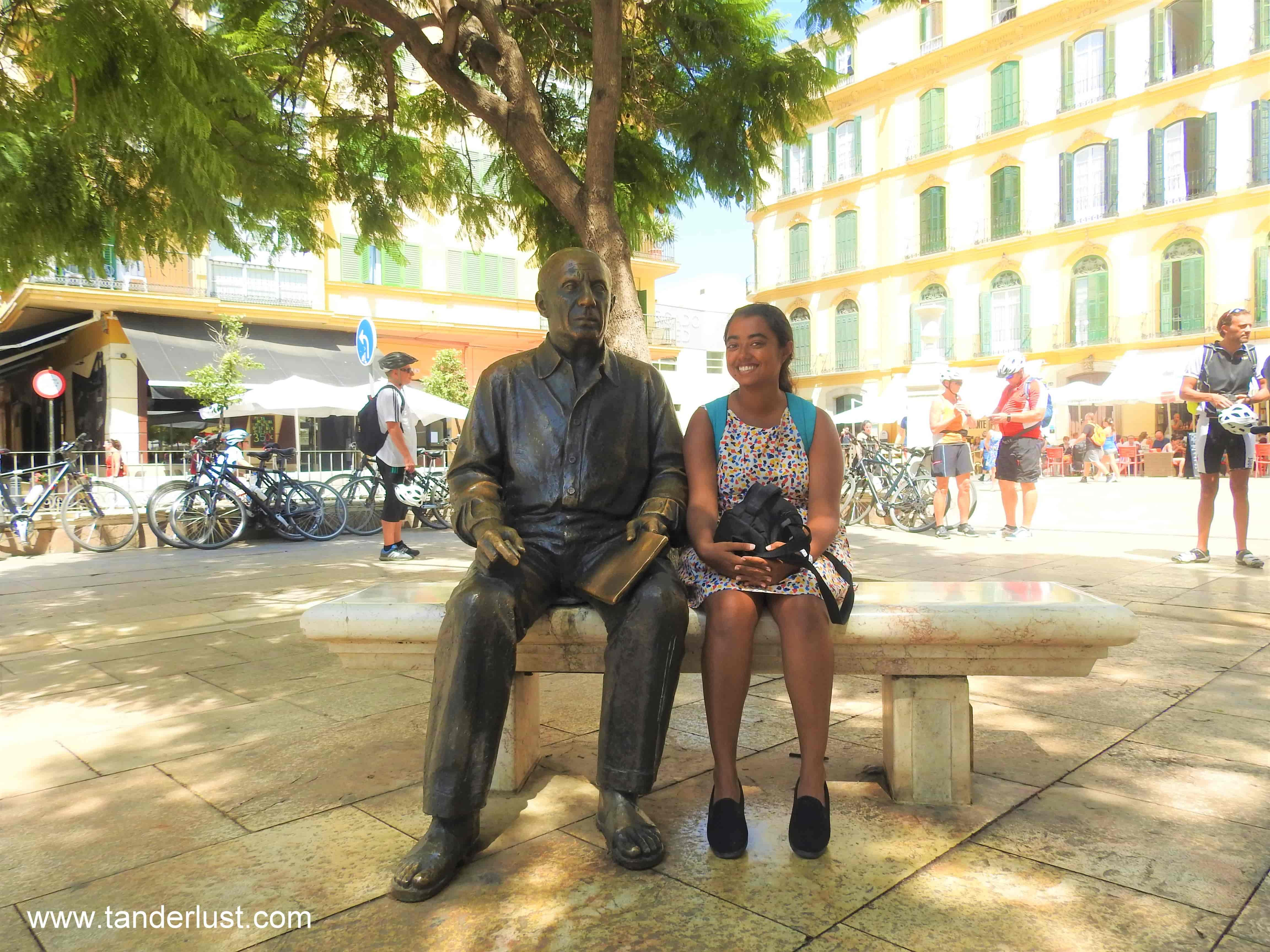 Pablo Picasso & me