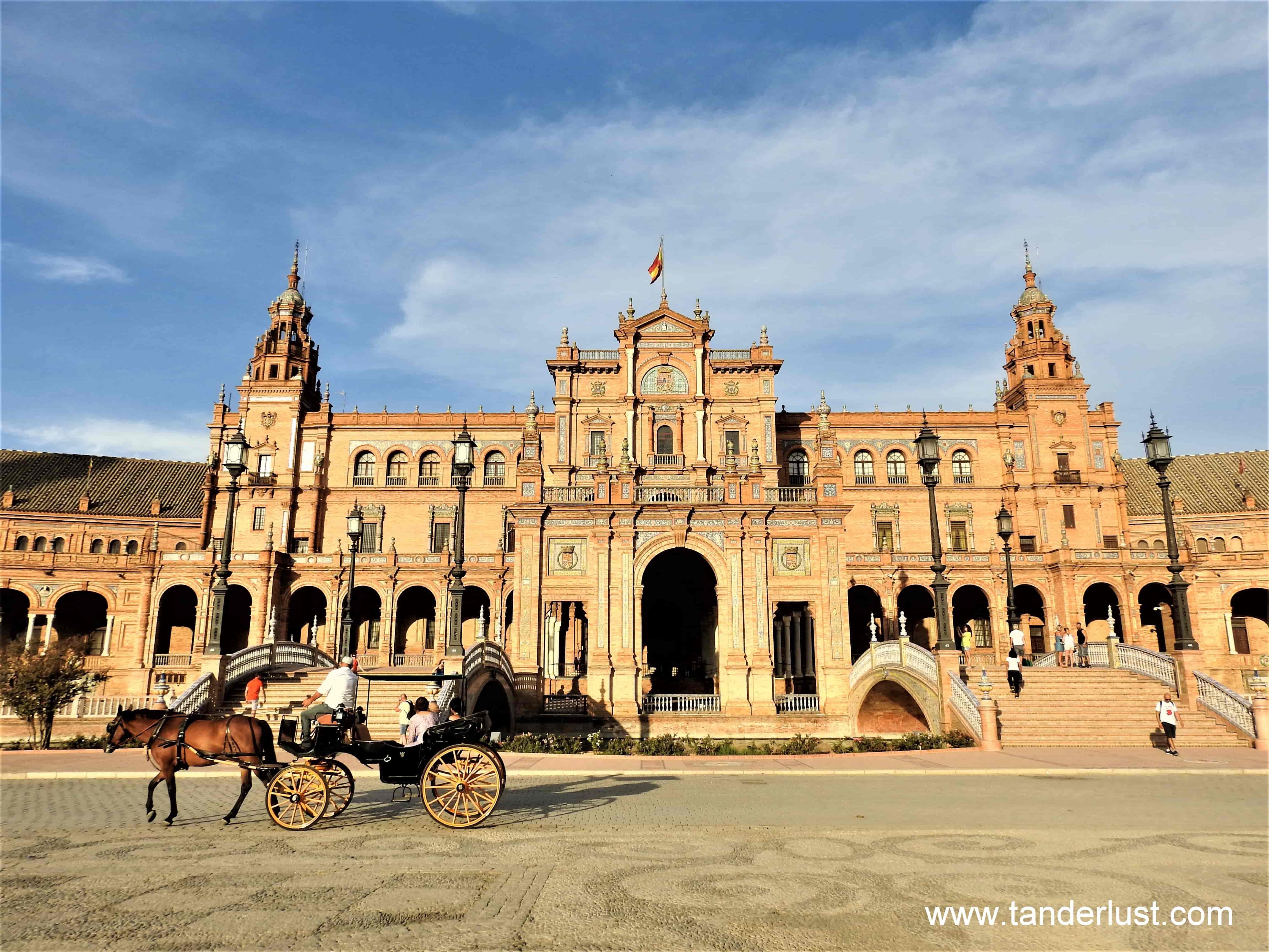 Seville city travel guide: the best city to visit in Spain!
