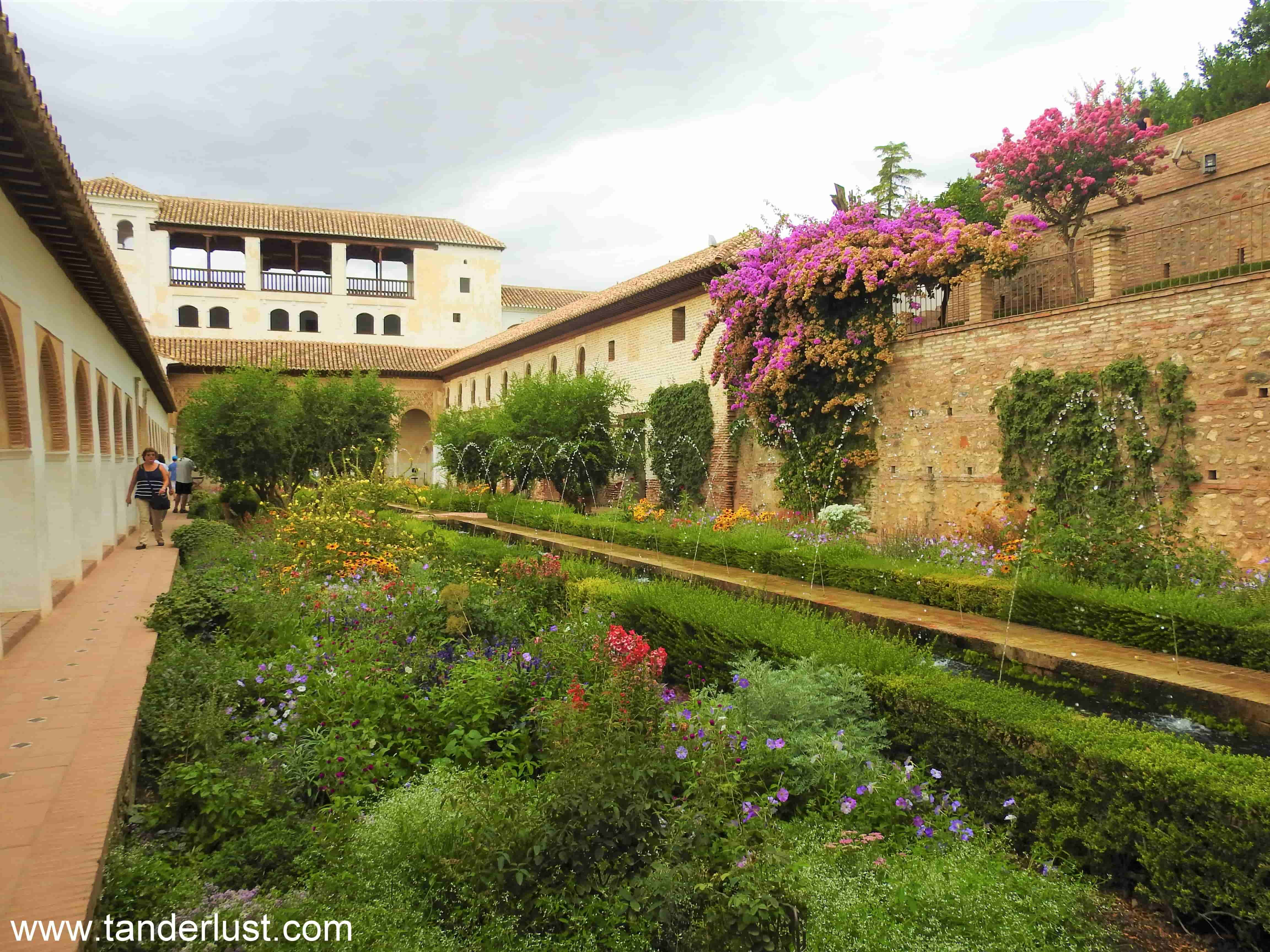 Alhambra in Granada: The most visited spot in Spain!