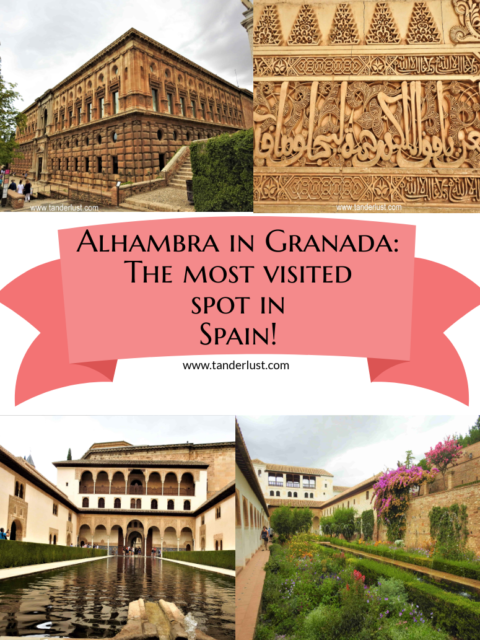 Guide to visit Alhambra in Granada