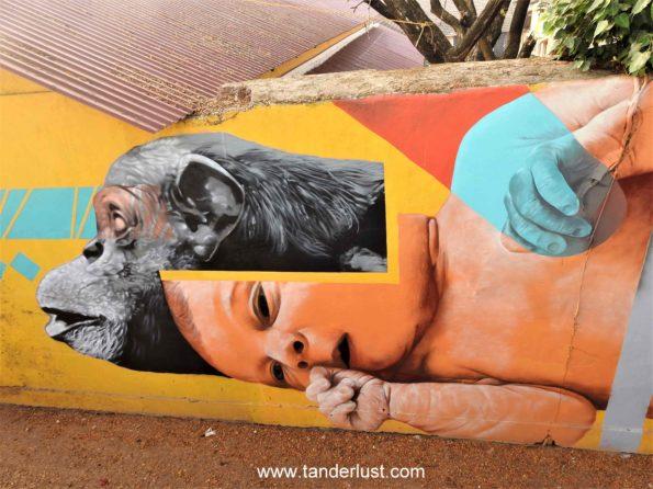 Panjim street art