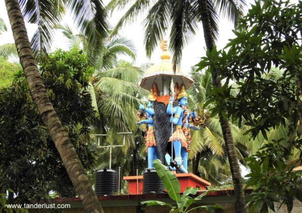 kali temple karwar