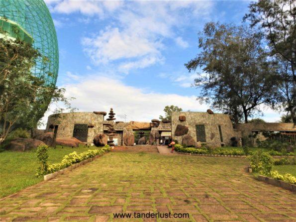 rock garden karwar