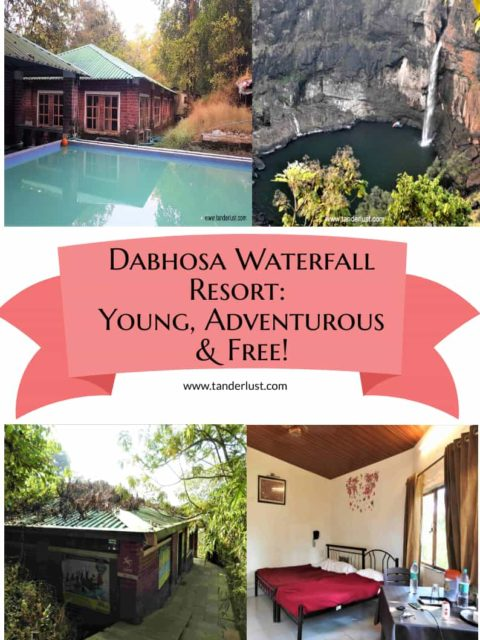 Dabhosa waterfall resort jawhar