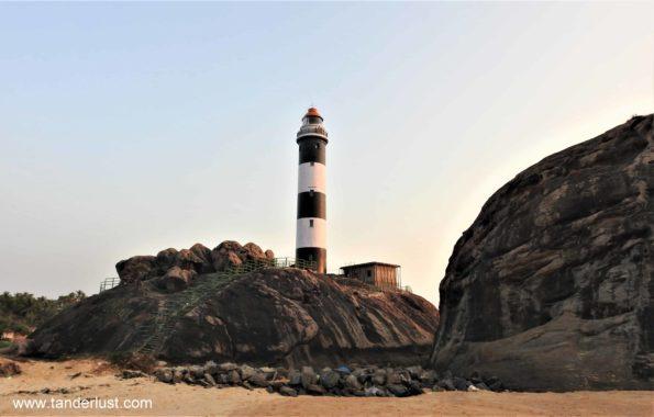 kaup lighthouse