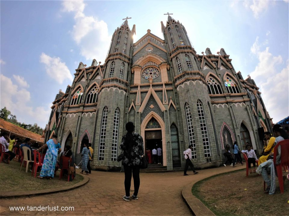 Attur church