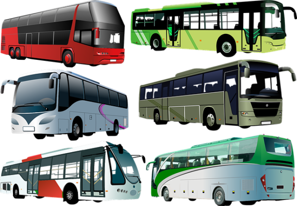 state buses in India
