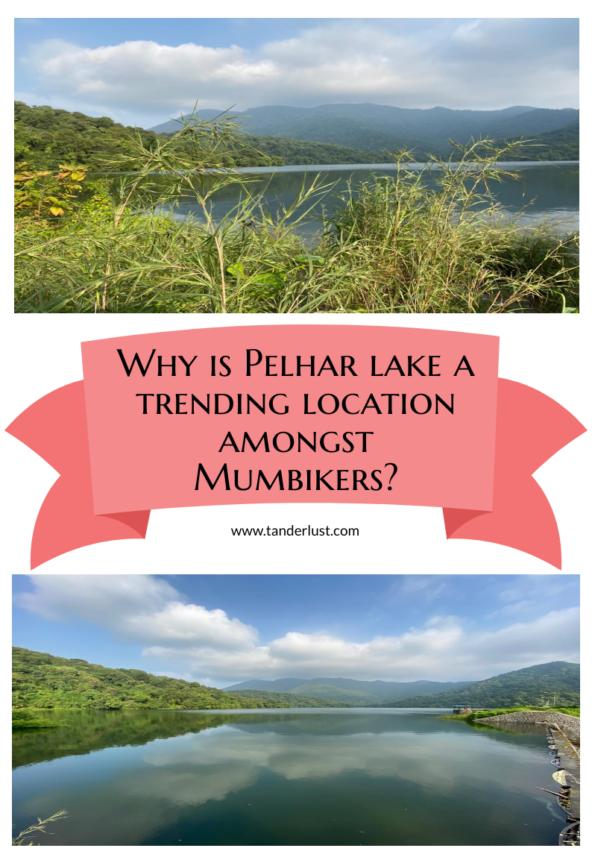 Pelhar lake or Pelhar dam