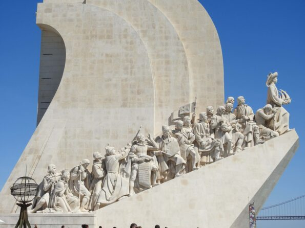 monument of discoveries belem